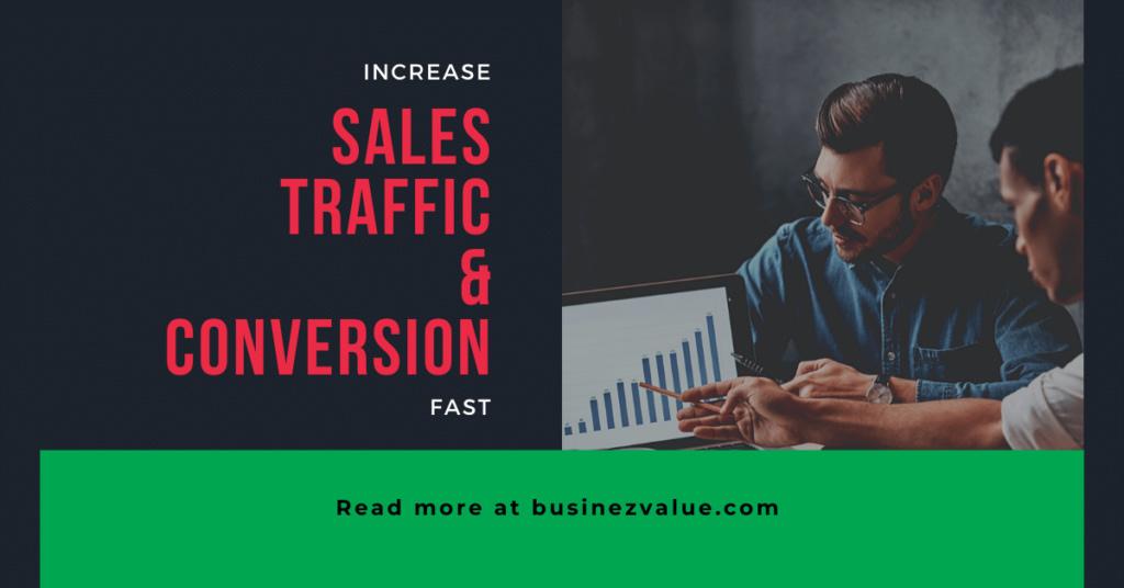 7 secret wonders for fast Traffic, Sales & Conversion