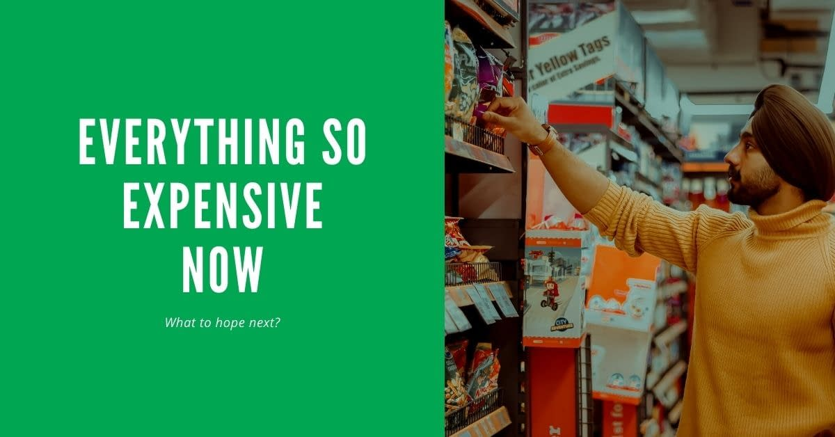 Everything Gonna Get Expensive as Christmas Approaches | What Next?