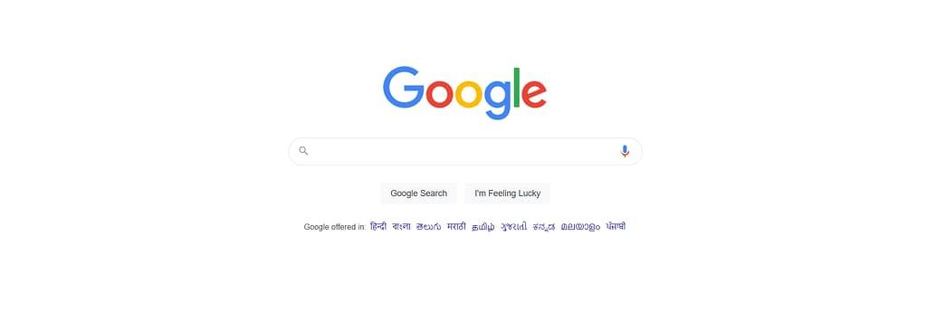 google-negative-space